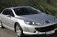 Очередная премьера Франкфурта - Peugeot 407 Coupe