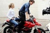 Том Круз и Кэмерон Диаз вместе на Ducati Hypermotard