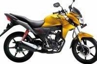 В продажу запущен Honda CB Twister