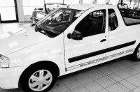 Dacia Logan стал электрическим пикапом