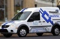 Ford Transit станет электромобилем