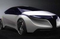Концепт Tesla Eye – электрический трансформер