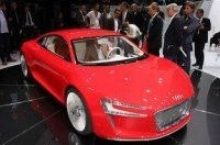 Audi рассказала о планах производства R8 e-Tron