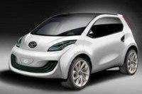 В Пекине покажут конкурента Toyota iQ