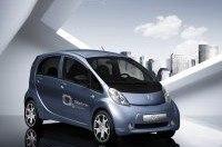 Peugeot i0n – очередной французский электрокар