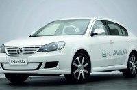 Volkswagen представил электрокар E-Lavida