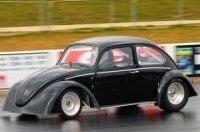 Электрокар на базе VW Beetle установил рекорд гонок по прямой
