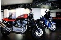В Киеве открылся первый мотосалон Harley-Davidson