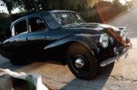 Олдтаймером года признана Tatra T87 1941 года