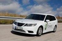 Saab представит в Париже первый электромобиль марки