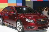GM начинает тесты электромобилей на базе Chevrolet Cruze