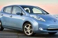 Nissan прекратил прием заказов на электромобиль Leaf