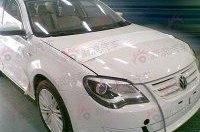 Электрическая версия седана Volkswagen eBora