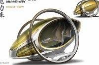 Концепт Maybach DRS уже прозван яйцом на колесах