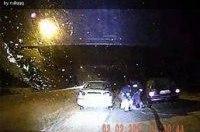 Киевская ГАИ опровергает информацию об избиении водителя сотрудниками автоинспекции