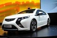 Серийная версия Opel Ampera представлена в Женеве
