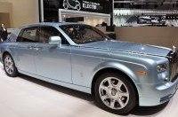 Из лимузина Rolls-Royce Phantom сделали электрокар и показали в Женеве