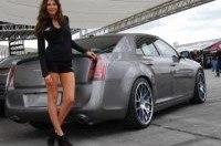 Chrysler представил концепт 300 S