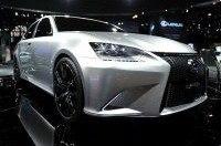Концепт Lexus LF-Gh представлен живьем