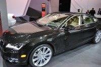 Новая Audi A7 дебютировала в Нью-Йорке