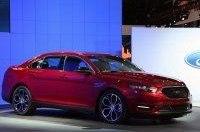 Компания Ford обновила седан Taurus
