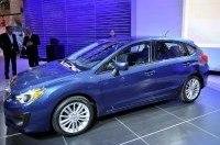 Новая Subaru Impreza представлена официально в Нью-Йорке