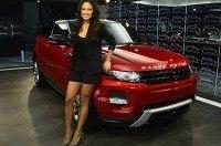 Ванесса Минилло станет лицом маркетинговой компании по продвижению Range Rover Evoque