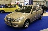 В Украине стартуют продажи китайских легковушек Lifan