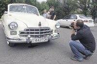 Донецкий кабриолет ЗИМ покорил СНГ