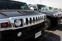 Правительство США подарило Грузии 40 внедорожников Hummer