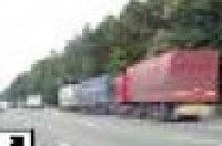 Запрет на въезд грузовиков в Киев уже дал первые результаты