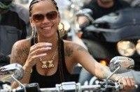 Девушки с Biketoberfest 2011 во Флориде