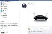 Поклонники Saab организовали на Facebook одноименный аккаунт