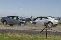 Saab 9-4X и Saab 9-5 получили максимальные оценки безопасности от IIHS