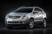 Cadillac повторно обновил кроссовер SRX