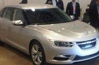 В сети появилась фотография нового Saab 9-3