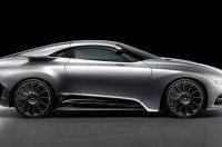 Saab планировал представить четырехместное купе