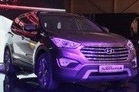 Hyundai Santa Fe Grand получил на SIA'2013 «Хрустальное колесо»