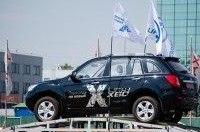 В Украине дебютировал Lifan X60 с «автоматом»