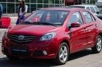 Новый седан Lifan 530 уже в Украине