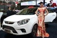 В России появятся собранные в Украине машины китайской марки Jac