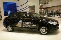 ЗАЗ Forza на «Столичном Автошоу 2013» станет ближе к покупателю на 3000 грн!