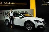 Обновленное семейство Opel Insignia дебютировало на «Столичном автошоу»