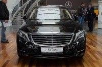 Mercedes-Benz S-Class официально представлен в Украине
