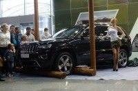 На «Столичном автошоу» показали обновленные Jeep Grand Cherokee и Compass