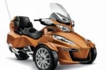 Три цилиндра для Can-Am Spyder