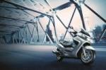 Макси скутер SYM MaxSym 600i ABS 2014