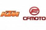 KTM и китайская CF Moto объявили о сотрудничестве