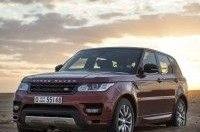 Range Rover Sport підкорює пустелю: ексклюзивне відео