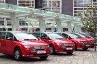 Роттердам переводит таксопарк на электромобили BYD e6